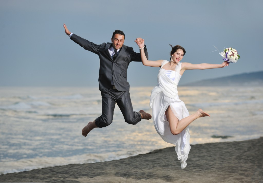 FREE travel for bride and groom